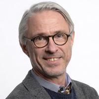 Dr. Roger Keil Portait